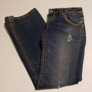MEK Denim, bootcut jeans